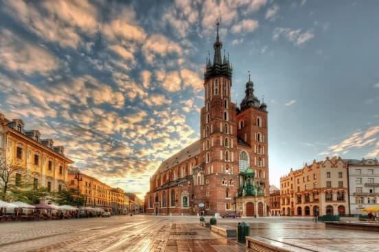 Тур выходного дня в Краков