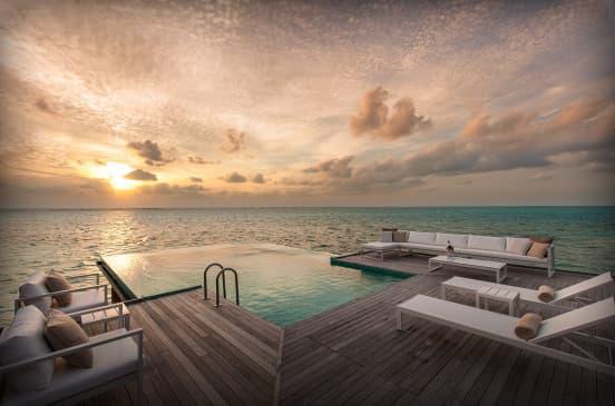 """Отель """"Conrad Maldives Rangali Island"""" (Мальдивы) You Travel (Витебск)"""