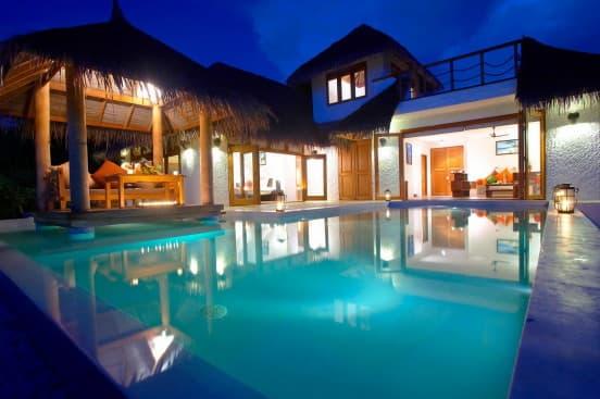 """Отель """"Hideaway Beach Resort & Spa"""" (Мальдивы) You Travel (Витебск)"""