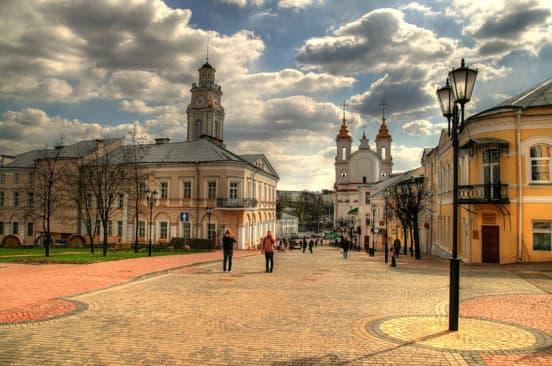 Туры в Витебск