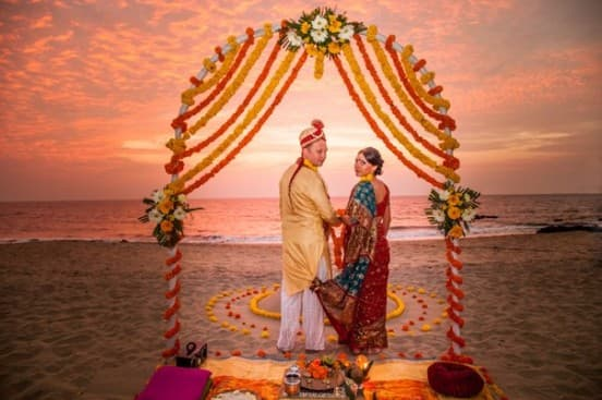Свадебная церемония (Гоа, Индия) Турфирма You Travel (Витебск)-8