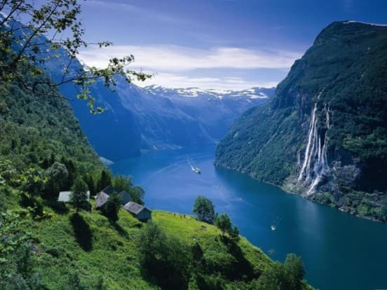Тур Норвегия (круиз). Турфирма You Travel (Витебск, Беларусь)