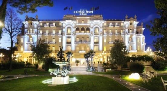 Grand Hotel Rimini (турфирма You Travel, Витебск)