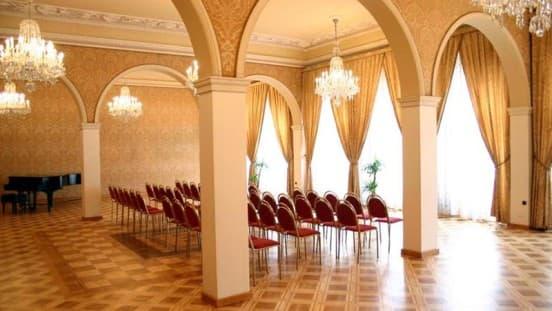 Бракосочетание в центре Праги во Дворце Алипранди. Турфирма You Travel в Витебске