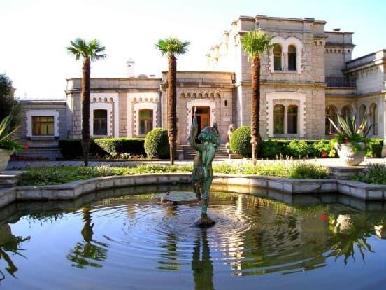 Юсуповский дворец, Крым (турфирма You Travel, Витебск)