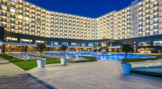 Radisson Blu Paradise Resort & Spa Sochi (турфирма You Travel, Витебск)2