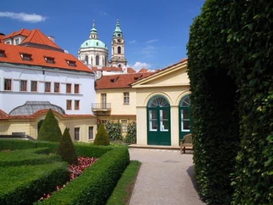 Свадьба в садах Праги You Travel Витебск