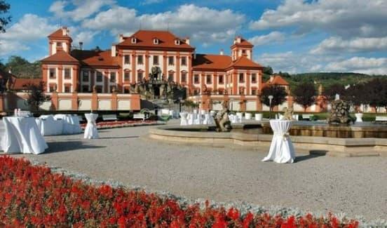 Свадьба в замке в Чехии. Турфирма You Travel (Витебск)