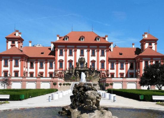 Свадебная церемония в замке в Чехии. Турфирма You Travel (Витебск)