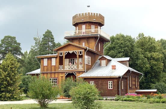 Музей Усадьба Ильи Репина (турфирма You Travel, Витебск)