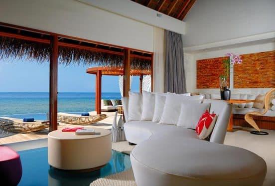 W. Retreat & SPA Maldives (турфирма You Travel, Витебск6