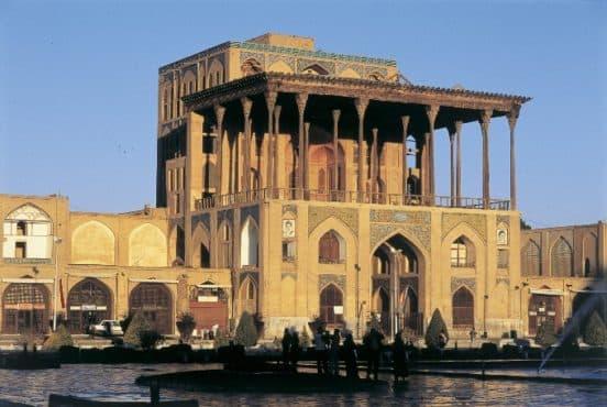 Дворец Ali Qapou (турфирма You Travel, Витебск)