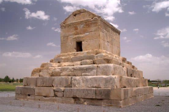Гробница - мавзолей Кира Великого (турфирма You Travel, Витебск)