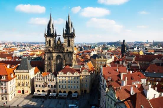Злата Прага турфирма You Travel (Витебск)