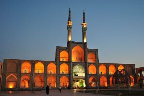 Зороастрийский храм Atashkadeh (турфирма You Travel, Витебск)