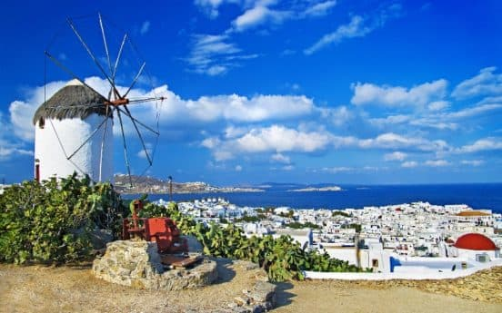 Роскошный о. Миконос (Греция) турфирма You Travel, Витебск