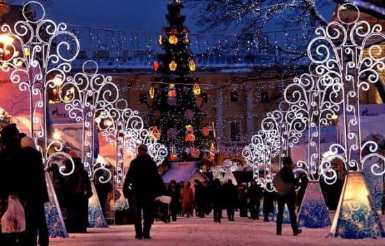 Каникулы в Петербурге из Витебска в турагентстве You Travel