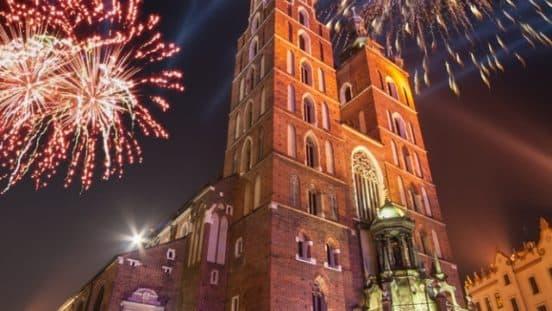 Новый год в Кракове. Турагентство You Travel (Витебск)