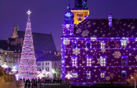 Тур в Варшаву на Новый год. Турагентство You Travel в Витебске