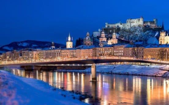 Новый год в Зальцбурге. Турфирма You Travel (Витебск)