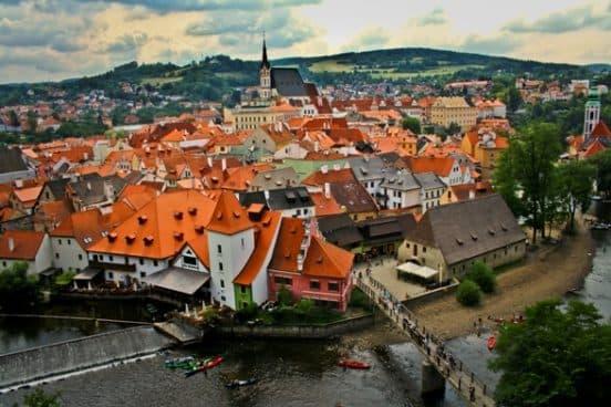Чешский Крумлов с You Travel в Витебске