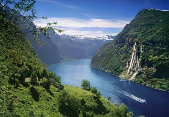 Круиз по Фьордам Норвегии купить в Витебске
