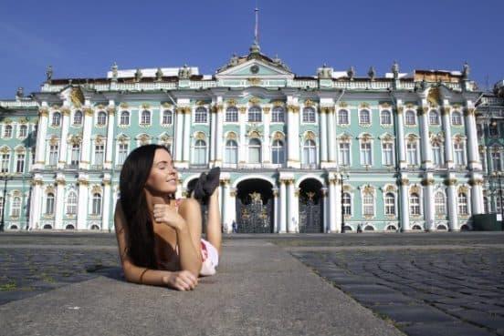 Молодёжный тур в Петербург из Витебска