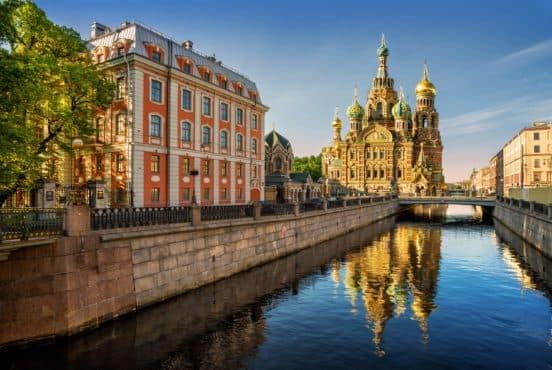 Петербург Экономный тур из Витебска