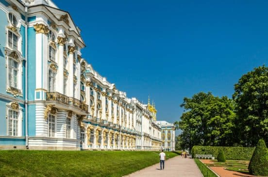 Тур Лето в Петербурге 2019 из Витебска