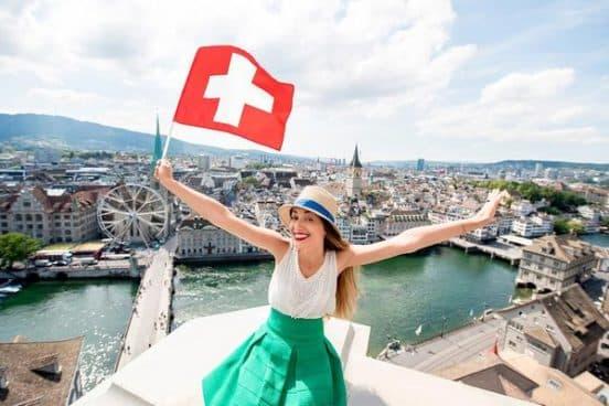 Автобусный тур с посещением Швейцарии из Витебска
