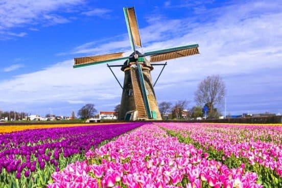 Франция - Бельгия – Голландия тур из Минска (турфирма You Travel в Витебске)