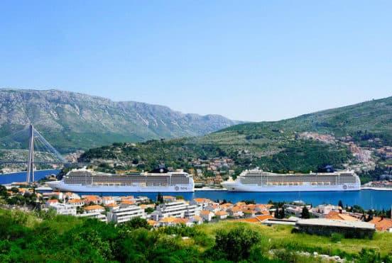 круизы MSC хорватия