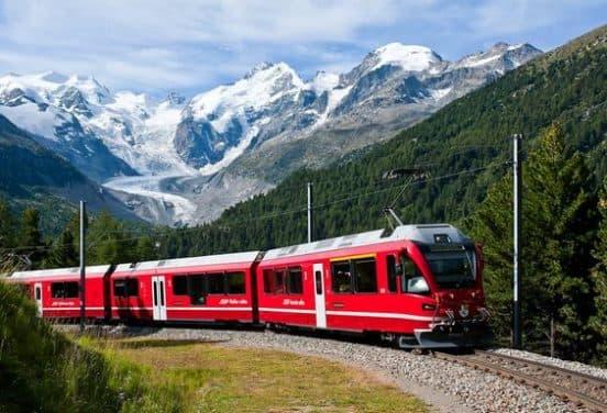 Тур на панорамных поездах по Швейцарии - турагентство Витебск