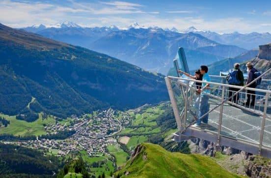Тур по Швейцарии - купить в турагентстве Витебска