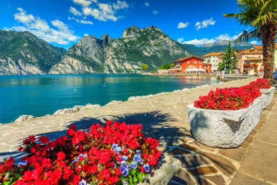 Тур в Италию (Милан - Монте-Карло - озеро Гарда - Ницца) - забронировать в турагентстве Витебска