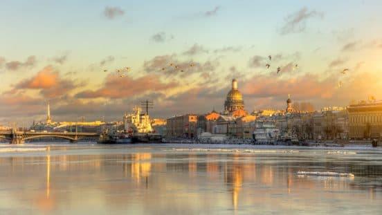 Туры в Питер. Весна 2019. You Travel Витебск