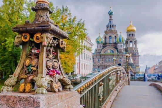 Экскурсия в Питер на выходные из Витебска