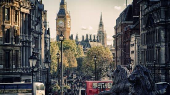Туры в Великобританию. Лондон 2019