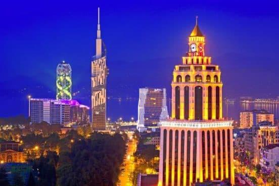 Комбинированный тур в Грузию - купить в турфирме Витебска