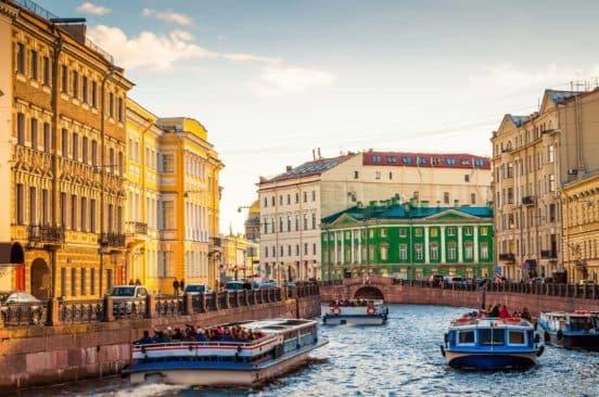 Петербург и Новгород для корпоративных групп (тур из Витебска)
