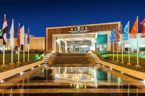 Туры в отели Египта Риксос RIXOS из Витебска и Минска